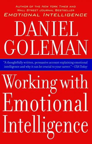 Working with Emotional Intelligence Daniel Goleman