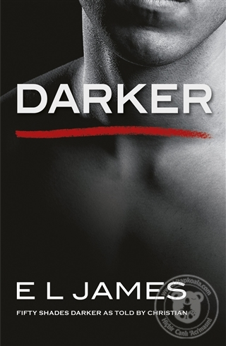 Darker: Fifty Shades Darker as Told by Christian E. L. James