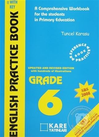 English Practice Book Grade-6 A Comprehensive Workbook for the Student