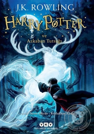 Harry Potter ve Azkaban Tutsağı - 3 J. K. Rowling