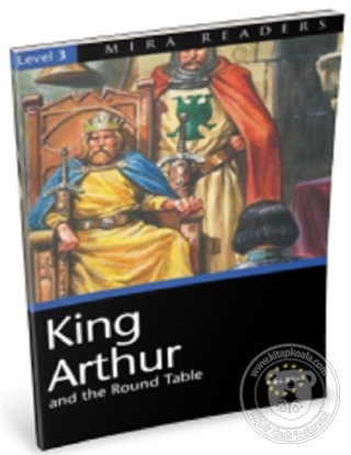 King Arthur and the Round Table Level 3 Kolektif