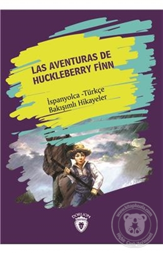 Las Aventuras De Huckleberry Finn (Huckleberry Finn'in Maceraları) İsp