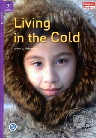 Living in the Cold +Downloadable Audio (Compass Readers 7)B2 Richard L