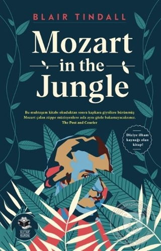 Mozart in the Jungle Blair Tindall