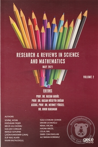 Research and Reviews in Science and Mathematics Sevinç Aydın