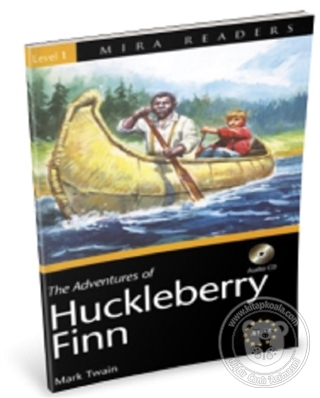 The Adventures Of Huckleberry Finn Level 1 Mark Twain