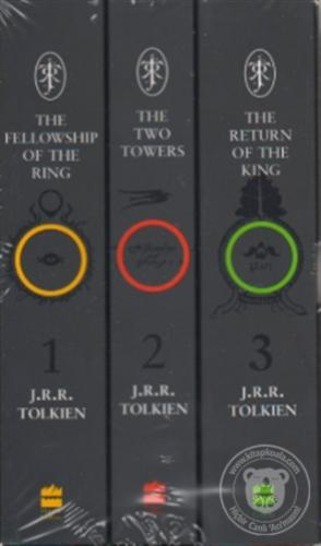 The Lord of the Rings Boxed Set J. R. R. Tolkien