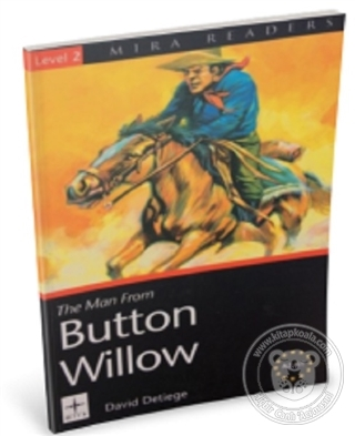 The Man From Button Willow Level 2 David Detiege