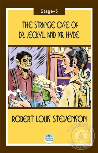 The Strange Case of Dr. Jeckyll and Mr. Hyde - Stage 5 Robert Louis St